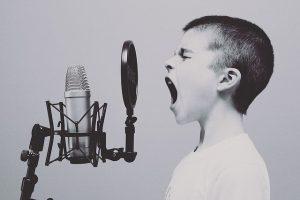 Overcome fear of speaking