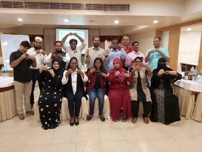 7th workshop in Hyderabad