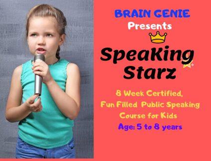 SpeaKing Starz Juniors
